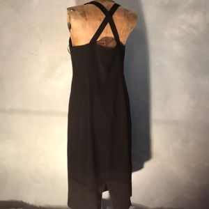 Unique Ralph Lauren Dress Built in Gel Bra Dress